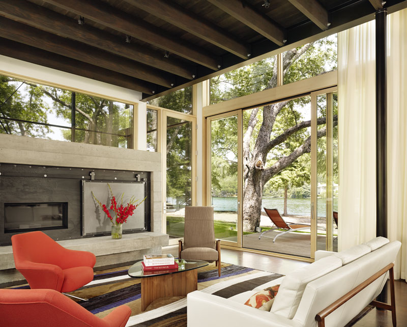 Residential Glass Wall & Window